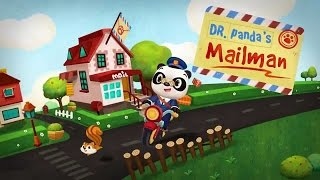 Dr. Panda's Mailman Part 1 - best iPad app demos for kids- Ellie