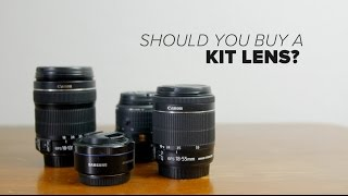 Should You Buy a DSLR with Kit Lens?