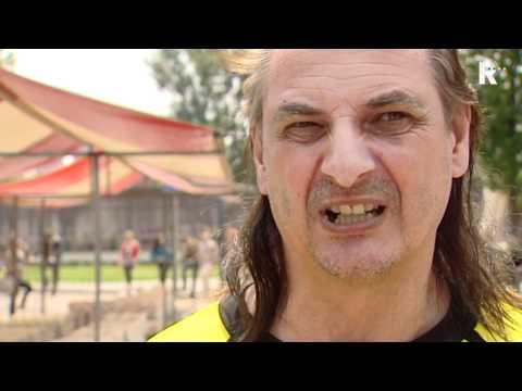 'Van Waardenberg loopt marathon'