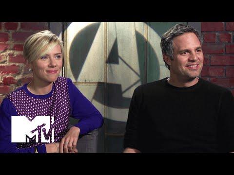 'Avengers: Age Of Ultron' Cast Teases 'Captain America: Civil War'   MTV News