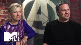'Avengers: Age Of Ultron' Cast Teases 'Captain America: Civil War' | MTV News