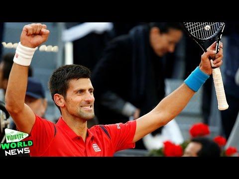 Italian Open: Novak Djokovic beats Thomaz Bellucci
