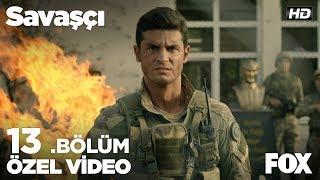 Uyuşturucuların hepsini yakan Yüzbaşı Bozok, teröristlerin hedefinde... Savaşçı 13. Bölüm