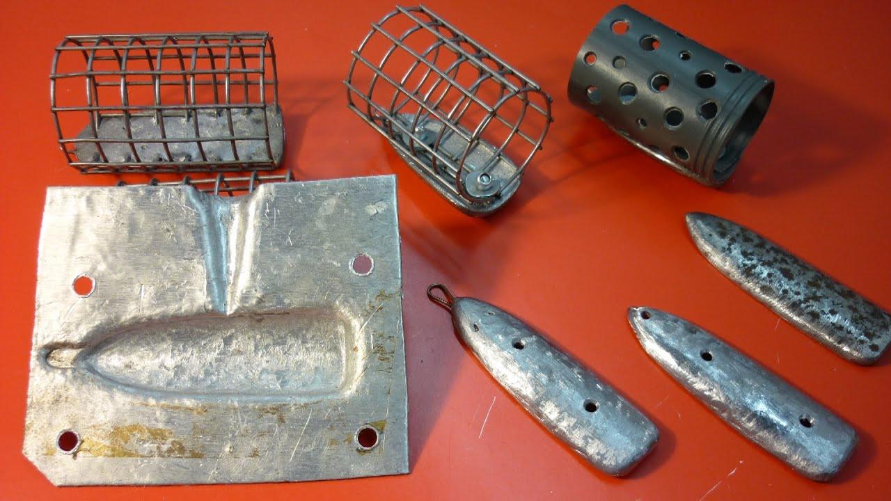 Изготовление формы для литья из свинца своими руками 22