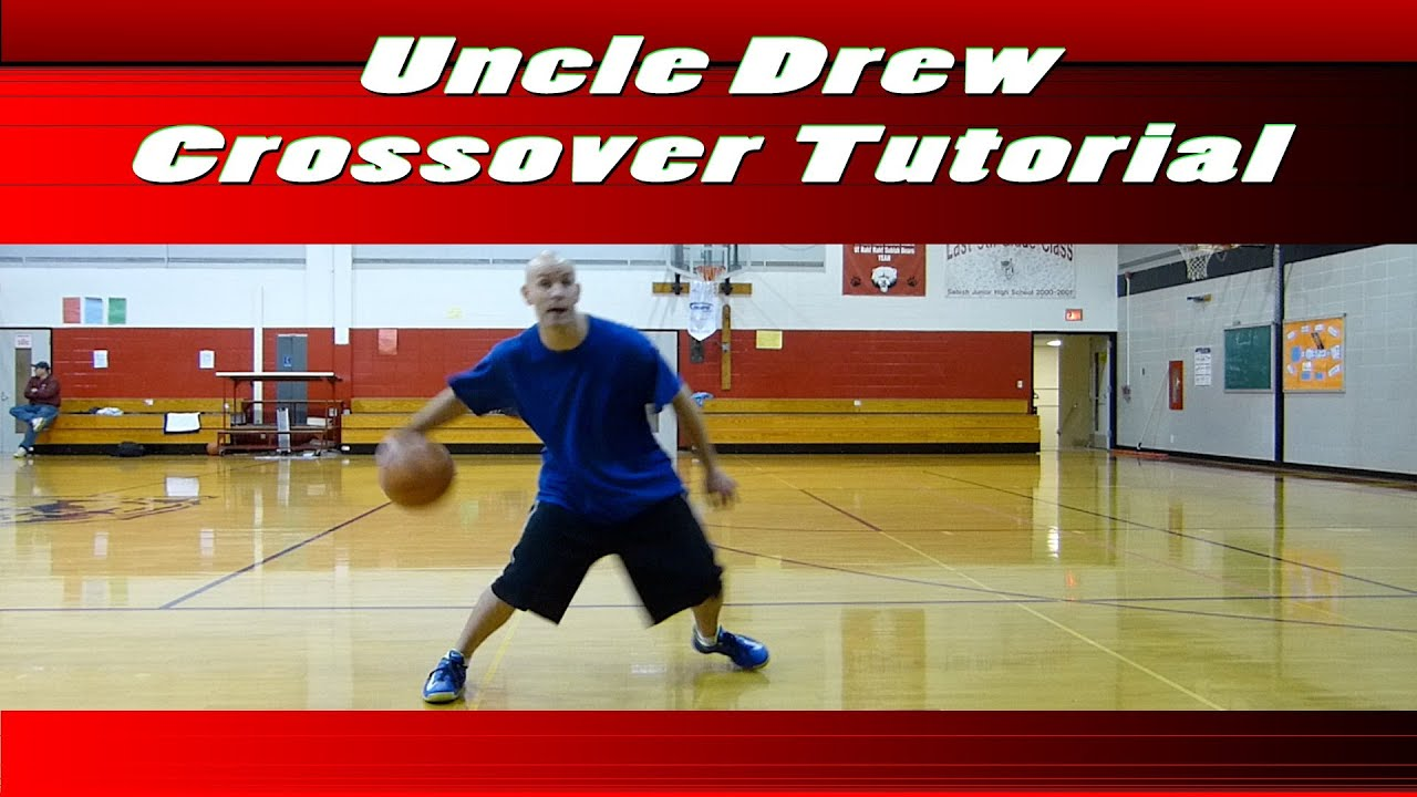 Crossover Moves Wallpaper Uncle Drew Move Tutorial How