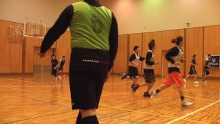 BD CUP class SV_170319 East Boarders 対 T-links 前半