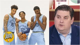 These Grizzlies remind me of the Durant-Westbrook-Harden Thunder - Brian Windhorst | The Jump