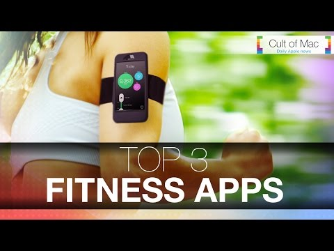 Top 3 iPhone Fitness Apps
