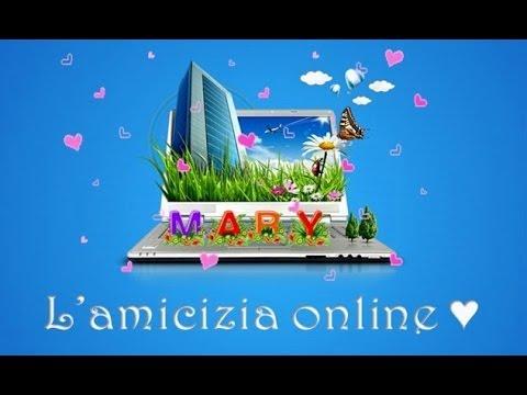 L'amicizia online