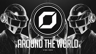 HARD-DANCE ◉ Daft Punk - Around The World (STARX Remix)