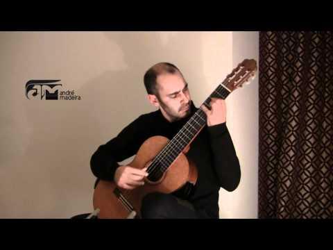 Big Guitar V - Sonata III (3rd), Ponce - André Madeira
