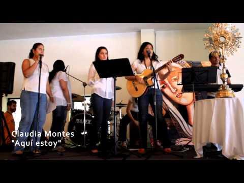 Madre: Un canto para María: Claudia Montes