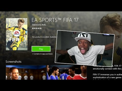 HOW TO DOWNLOAD FIFA 17 EARLY !!