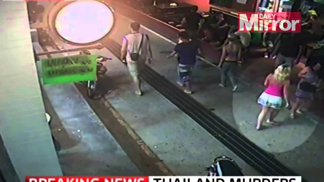 Thailand beach murders: Hannah Witheridge and David Miller may have ...: http://www.youtube.com/watch?v=RcY481eBIjo