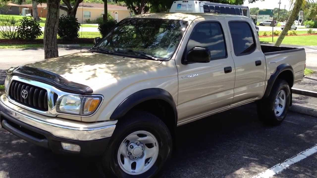 2002 Toyota Tacoma Prerunner Sr5 View Our Current