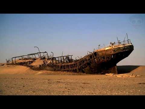 Топ 10 Шокирующих Вещей, Найденных в Пустыне
