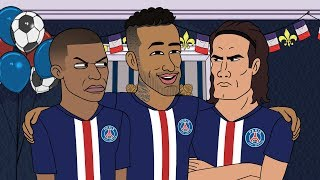 Neymar Feels the Hate at PSG | The Champions S3E4
