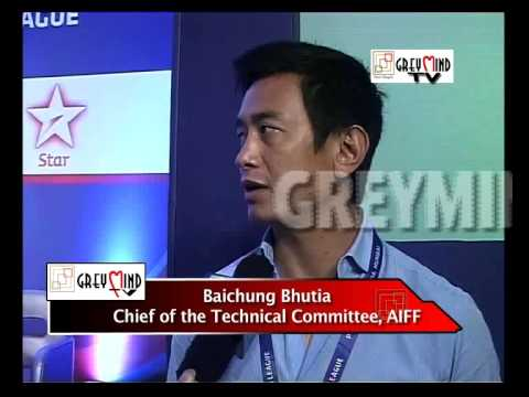 Baichung Bhutia talks about the ISL Draft and Atletico de Kolkata