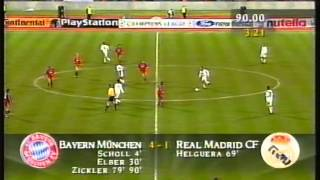 Lothar Matthäus letztes Spiel für Bayern München am 08.03.2000