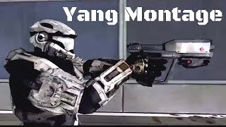 Yang Montage (Halo: Reach Machinima Short) (Animation Test)