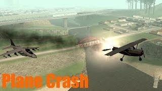 GTA San Andreas - Plane Crash