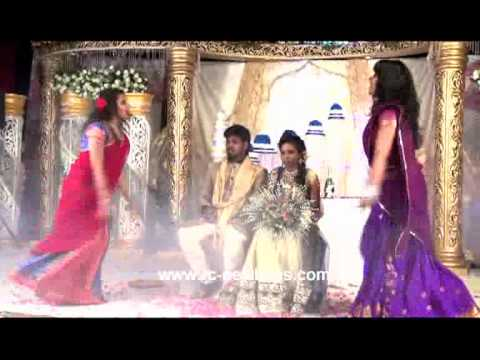 Danse Indienne Rc New Boys And Girls Tamil Wedding Entrance 06 04 2014 Pont Marly video