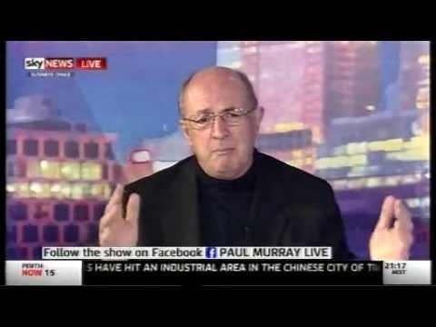 Hutchison Ports Dispute - 13 Aug 2015 - Sky News Peter Reith