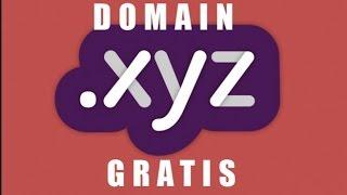 download lagu Cara Mendapatkan Domain Gratis Untuk Domain Xyz gratis