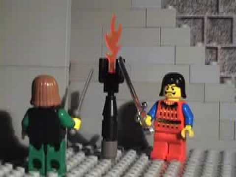The adventures of Robin Hood lego swordfight-Erlend2008