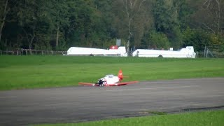 6x Warbird fly at the same Time without Crash but Hard Landings