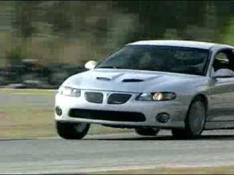 Motorweek Video of the 2005 Pontiac GTO