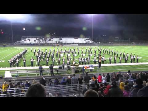 Chaska High School Marching Band Lady Madonna 2014