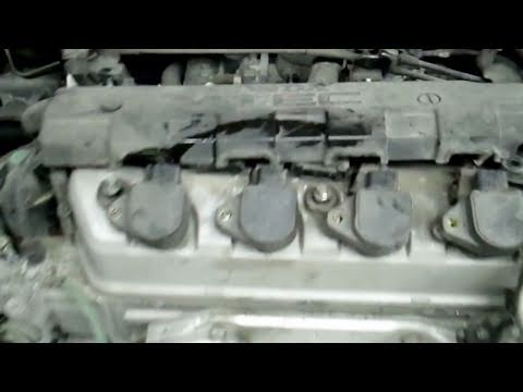 How to do a timing belt and water pump on a Honda Civic 1.7 liter engine