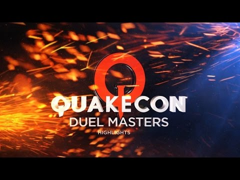 Quake Live QuakeCon 2015 Duel Grand Final - Rapha vs. Evil