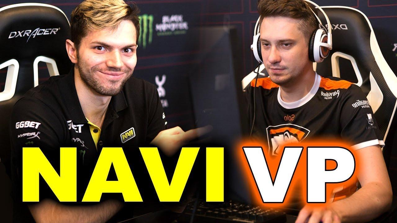 NAVI vs VP - EPIC EPIC EPIC!!! - EPICENTER MAJOR DOTA 2