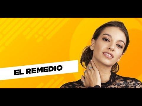 """ANA GUERRA """"EL REMEDIO"""" OT2017 -EUROVISIÃ""""N (letra)"""