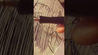 Free-hand Speed Line Inking Tip