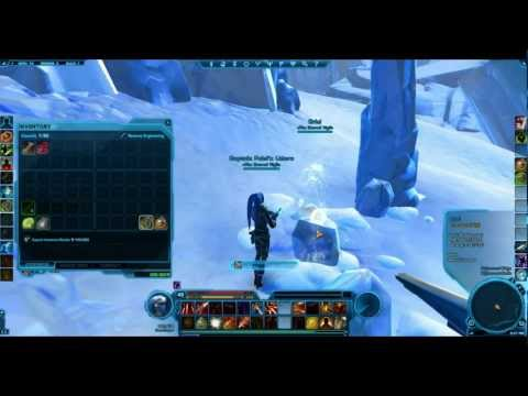 SWTOR Datacron Locations Hoth Republic