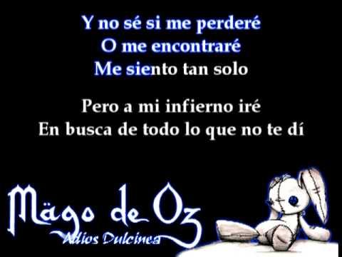 Mago De Oz - Adios Dulcinea