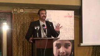 Part2 : Padmashri Dr. Manchu Mohan Babu Speech at Fund Raising, Dallas