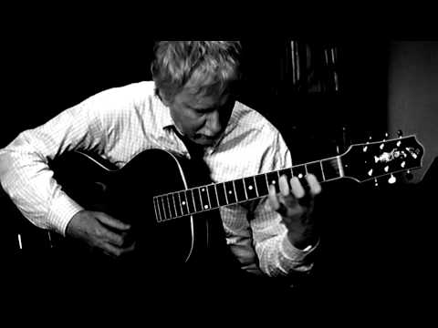 Andante Cantabile by Harry Volpe - Rob MacKillop, Acoustic Archtop Guitar
