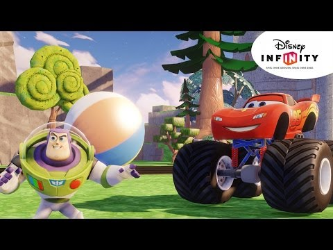 ♥ Toy Story In Space ♥ - Disney Infinity - Playset - 05 video
