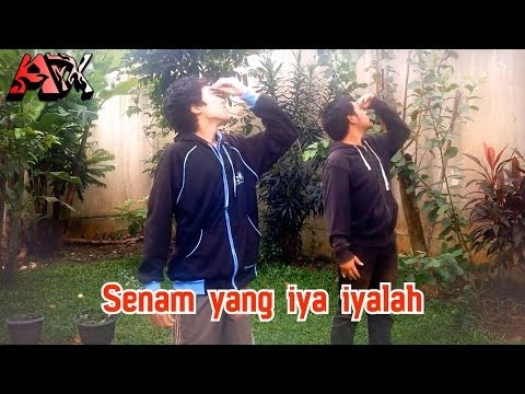 Senam Yang Iya Iyalah (parody   Our Version) video