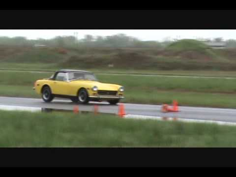 Yellow 60 S Mg On The Track