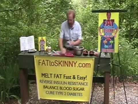 FAT TO SKINNY Cooking Show features Macafoney and Cheese!
