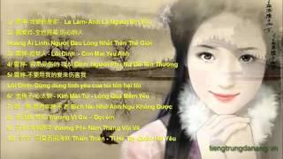 Tuyển tập 10 bài hát tiếng Trung hay nhất!