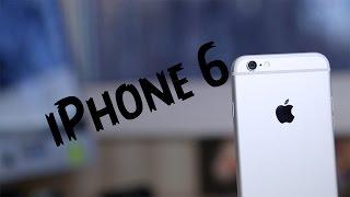 iPhone 6 - правдивый и полный обзор.