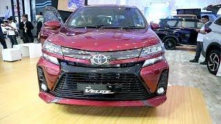 New Toyota Avanza 1.5 Veloz  2019, Red colour ,Exterior and Interior