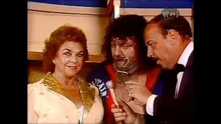 The Fabulous Moolah, Pre-Match Interview, 7-23-1984