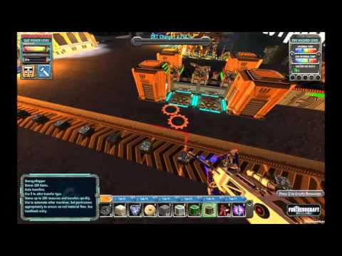 FortressCraft Evolved   Ep26 More Missiles